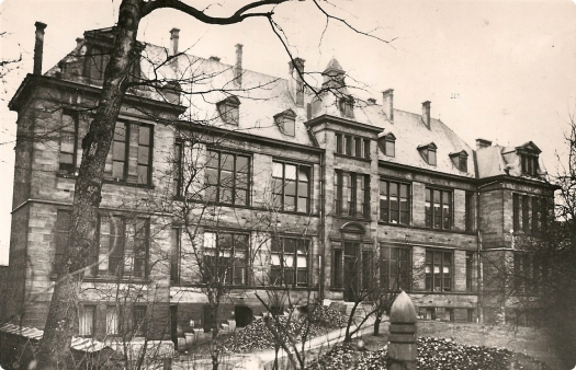 Pasteur Instituut van Brabant, aan de Stoomlepersstraat