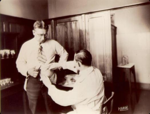 Immunisation contre la rage
